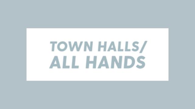 Town Halls