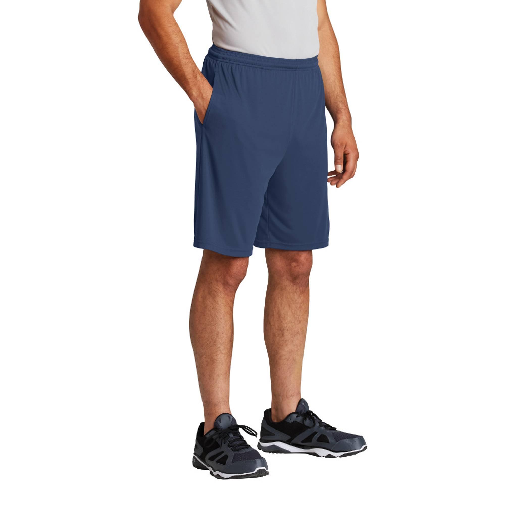 Sport-Tek® PosiCharge® Competitor™ Pocketed Short