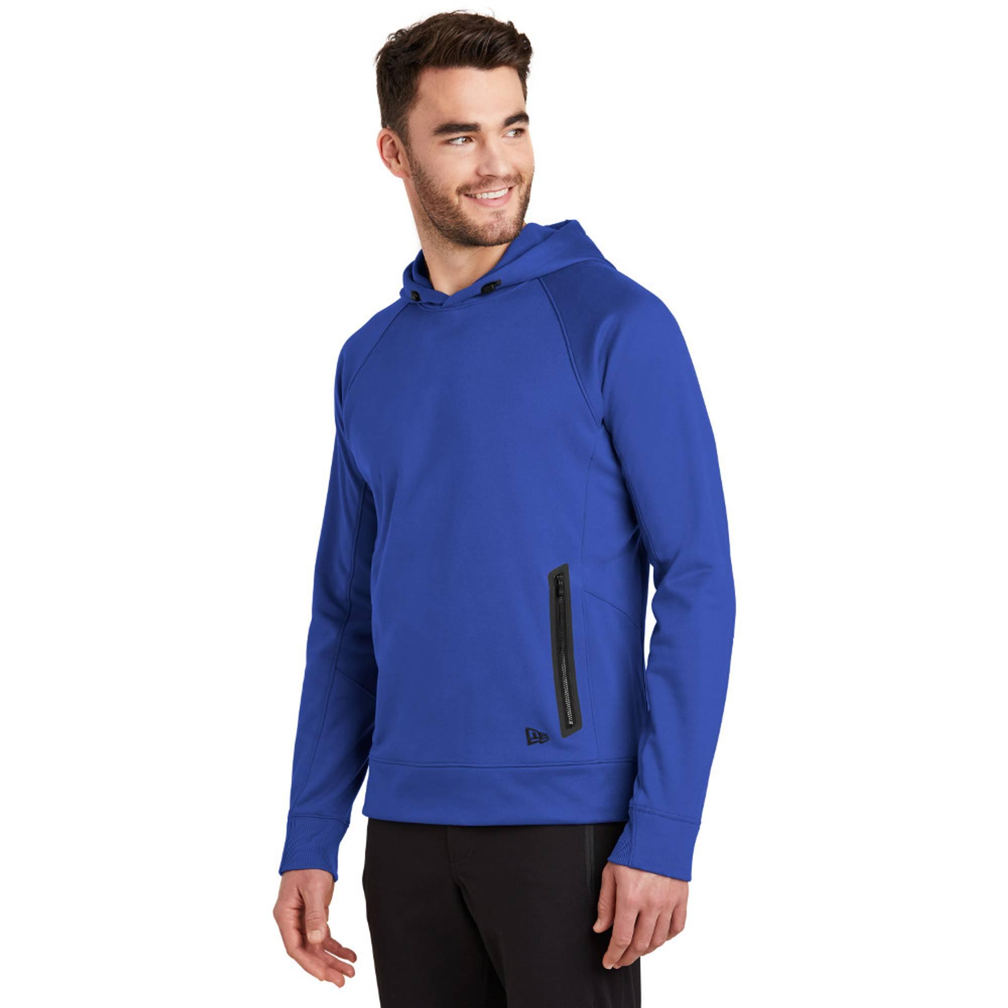 New Era® Venue Fleece Pullover Hoodie