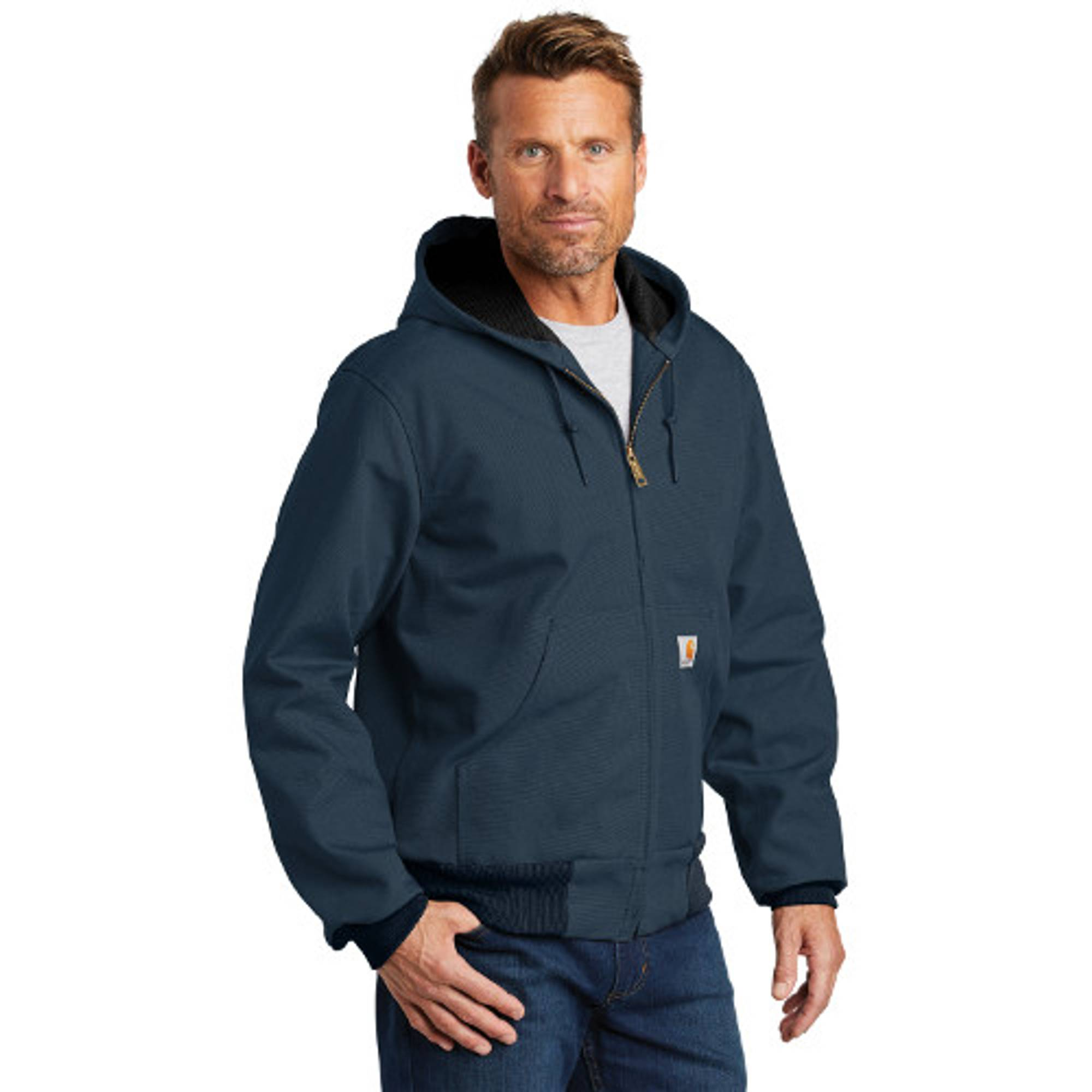 Carhartt® Thermal-Lined Duck Active Jac